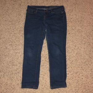 Gap premier skinny jeans